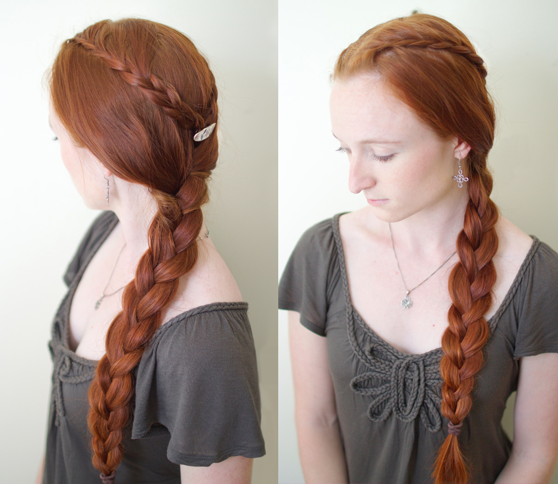 Silvousplaits Hairstyling Sansa S Braids In Game Of